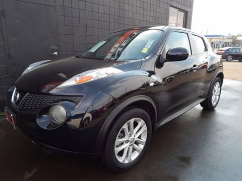 2011 Nissan JUKE for sale in Fresno, CA