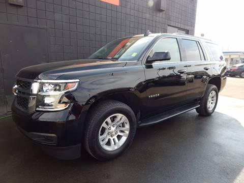 2017 Chevrolet Tahoe for sale in Fresno, CA
