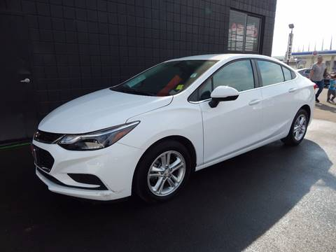 2017 Chevrolet Cruze for sale in Fresno, CA