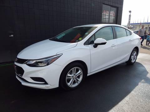 2017 Chevrolet Cruze for sale in Fresno, CA