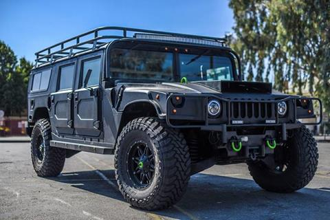 2000 AM General Hummer for sale in Fresno, CA