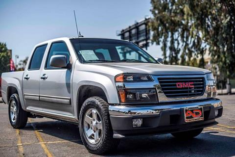 2011 GMC Canyon for sale in Fresno, CA