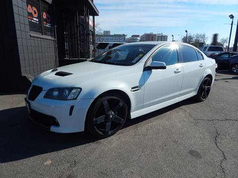 2009 Pontiac G8 for sale in Fresno, CA