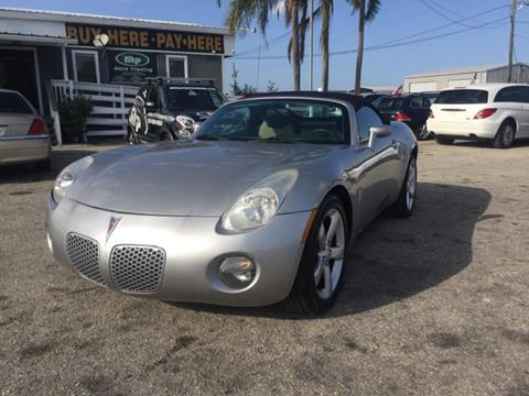2007 Pontiac Solstice for sale in Orlando, FL