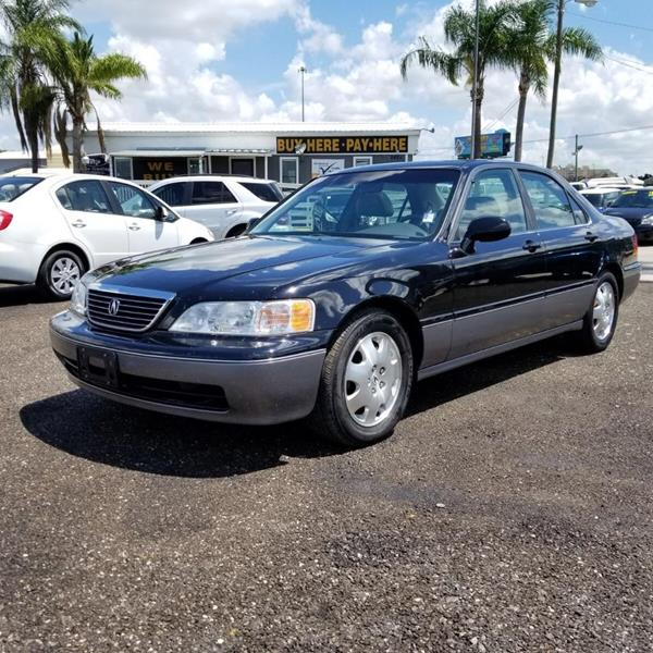Toyota Dealer Quad Cities: 1998 Acura Rl 3.5 Special Edition 4dr Sedan In Orlando FL