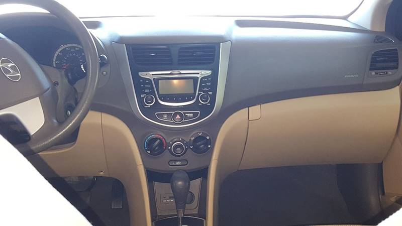 2013 Hyundai Accent GLS 4dr Sedan - Modesto CA