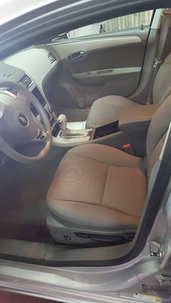 2010 Chevrolet Malibu LS Fleet 4dr Sedan - Modesto CA