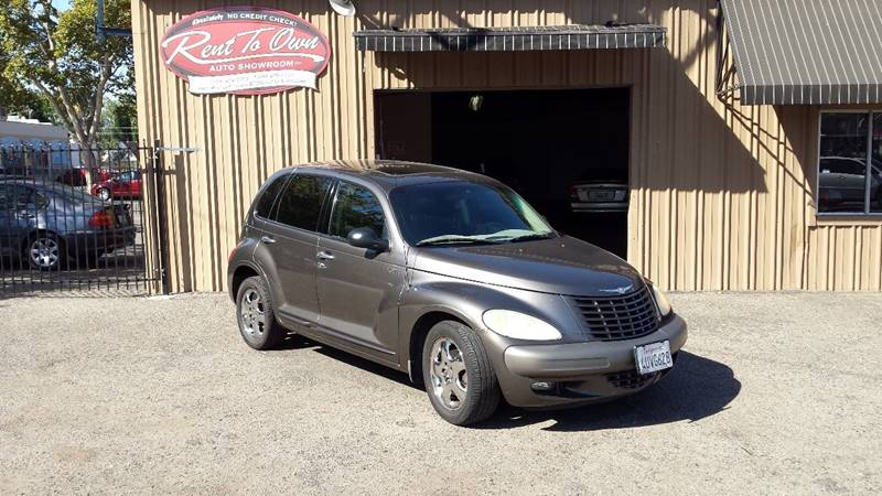 2002 Chrysler PT Cruiser Limited Edition 4dr Wagon - Modesto CA