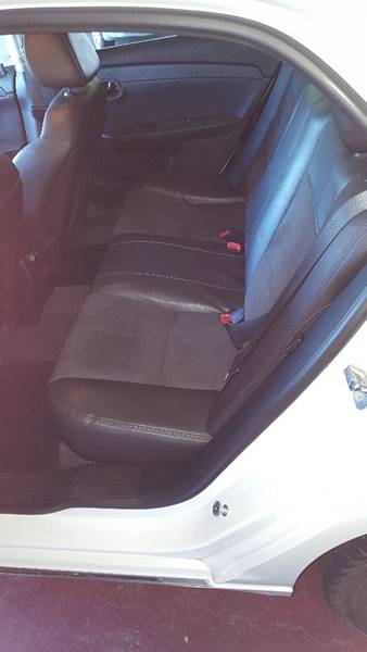 2012 Chevrolet Malibu LT 4dr Sedan w/2LT - Modesto CA