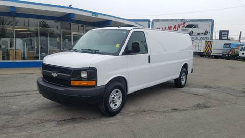2015 Chevrolet Express Cargo for sale in Indianapolis, IN