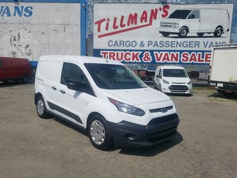 Tillman Van Sales - Used Vans For Sale - Indianapolis IN Dealer