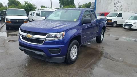 2016 Chevrolet Colorado for sale in Indianapolis, IN