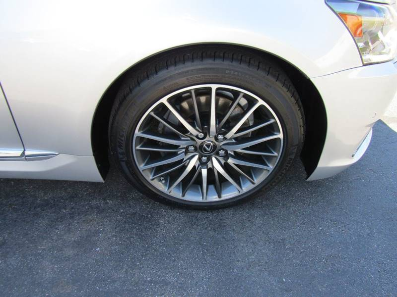 2016 Lexus LS 460 for sale at Specialty Car Company in North Wilkesboro NC