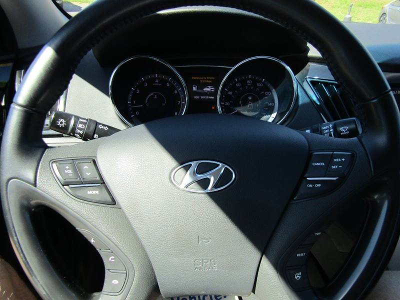 2014 Hyundai Sonata for sale at Specialty Car Company in North Wilkesboro NC
