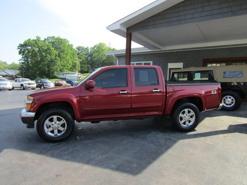 2011 Chevrolet Colorado for sale at Specialty Car Company in North Wilkesboro NC
