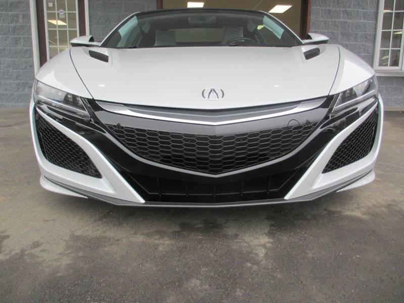 2017 Acura NSX for sale at Specialty Car Company in North Wilkesboro NC