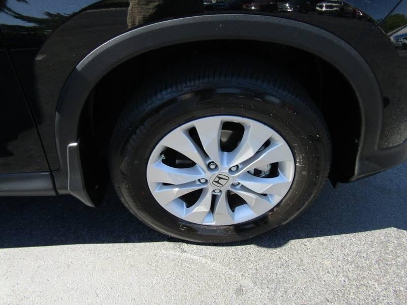 2014 Honda CR-V for sale at Specialty Car Company in North Wilkesboro NC