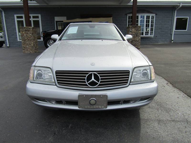 1999 Mercedes-Benz SL-Class for sale at Specialty Car Company in North Wilkesboro NC