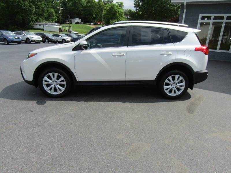 2014 Toyota RAV4 for sale at Specialty Car Company in North Wilkesboro NC
