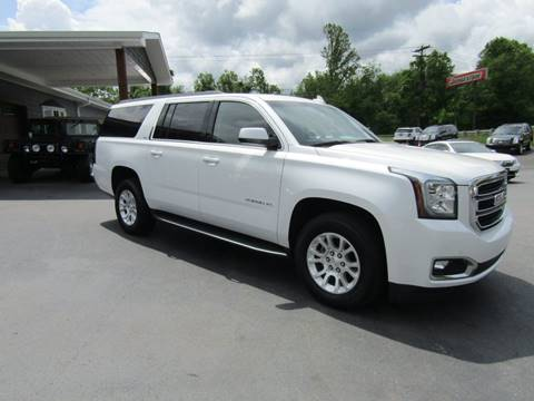 2016 GMC Yukon XL for sale at Specialty Car Company in North Wilkesboro NC