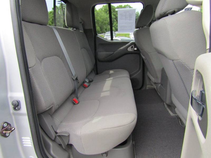 2016 Nissan Frontier for sale at Specialty Car Company in North Wilkesboro NC