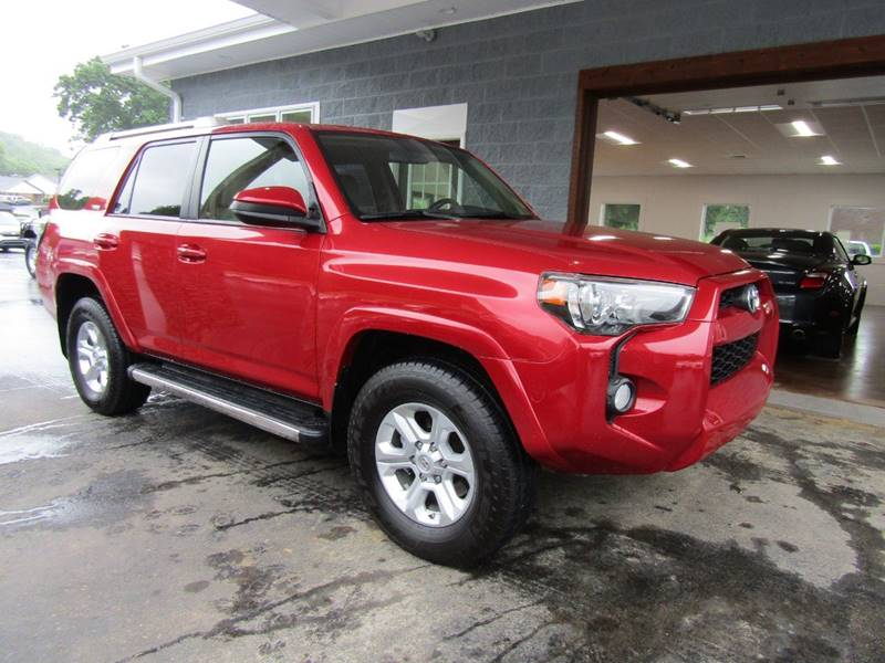 2014 Toyota 4Runner for sale at Specialty Car Company in North Wilkesboro NC