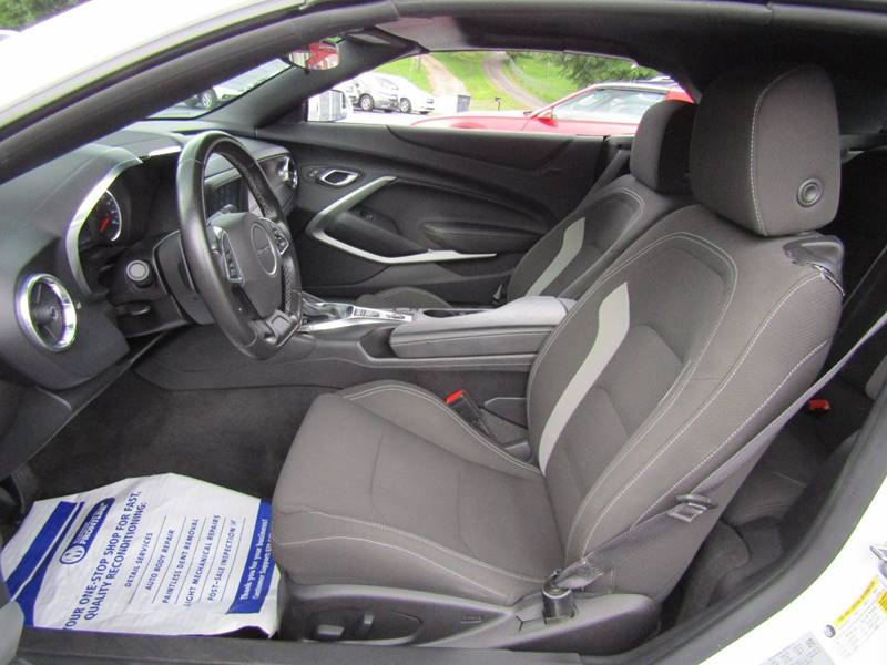 2016 Chevrolet Camaro for sale at Specialty Car Company in North Wilkesboro NC