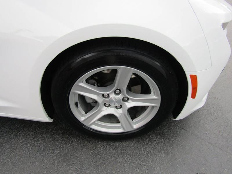 2016 Chevrolet Camaro for sale at Specialty Car Company in North Wilkesboro NC
