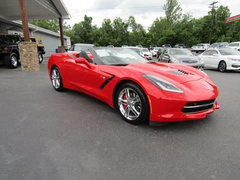 2016 Chevrolet Corvette for sale at Specialty Car Company in North Wilkesboro NC
