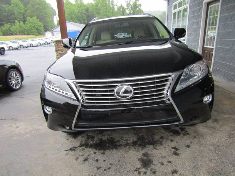 2015 Lexus RX 350 for sale at Specialty Car Company in North Wilkesboro NC