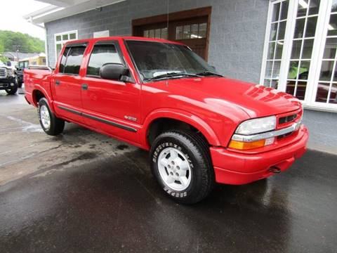 2003 Chevrolet S-10 for sale at Specialty Car Company in North Wilkesboro NC