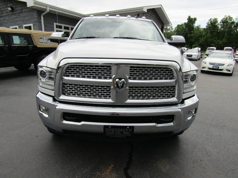 2016 RAM Ram Chassis 3500 for sale at Specialty Car Company in North Wilkesboro NC