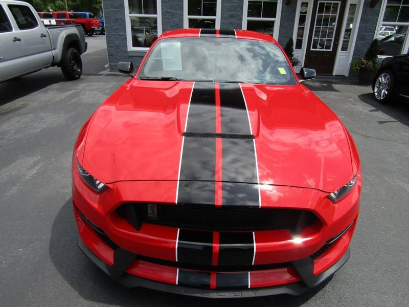 2016 Ford Mustang for sale at Specialty Car Company in North Wilkesboro NC
