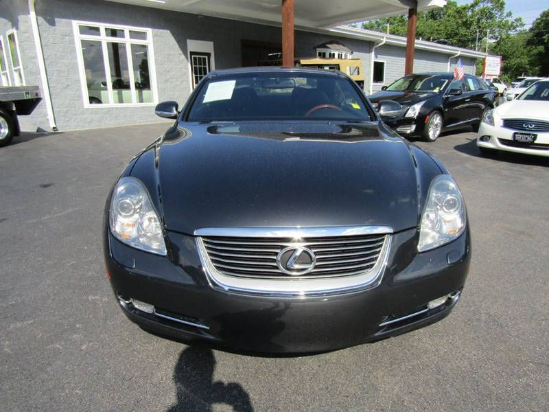 2006 Lexus SC 430 for sale at Specialty Car Company in North Wilkesboro NC