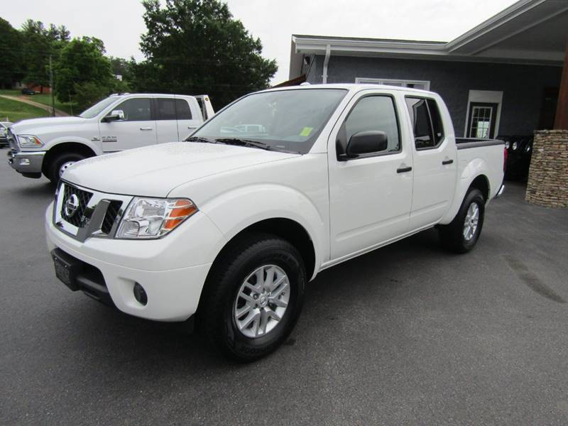 2017 Nissan Frontier for sale at Specialty Car Company in North Wilkesboro NC