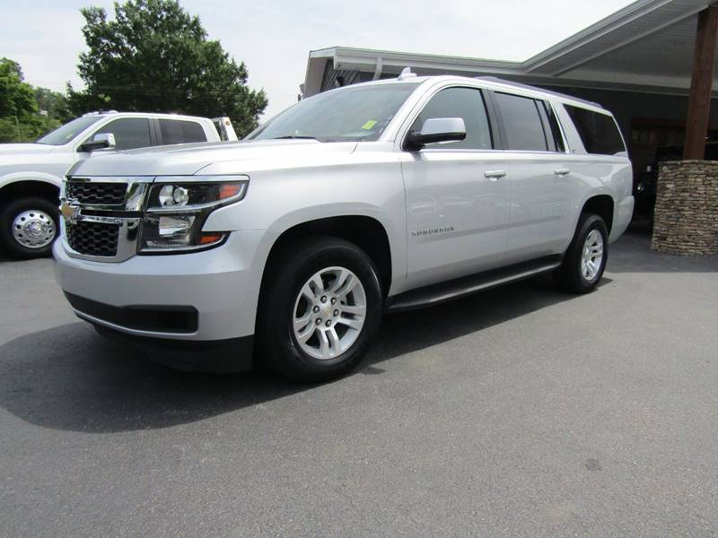 2016 Chevrolet Suburban for sale at Specialty Car Company in North Wilkesboro NC