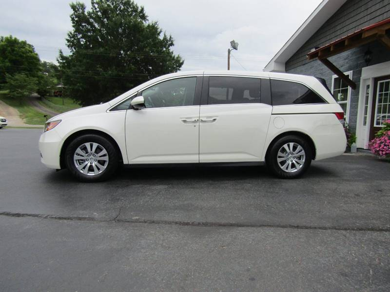 2016 Honda Odyssey for sale at Specialty Car Company in North Wilkesboro NC