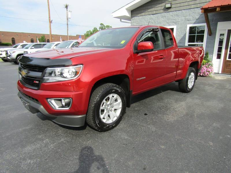 2015 Chevrolet Colorado for sale at Specialty Car Company in North Wilkesboro NC