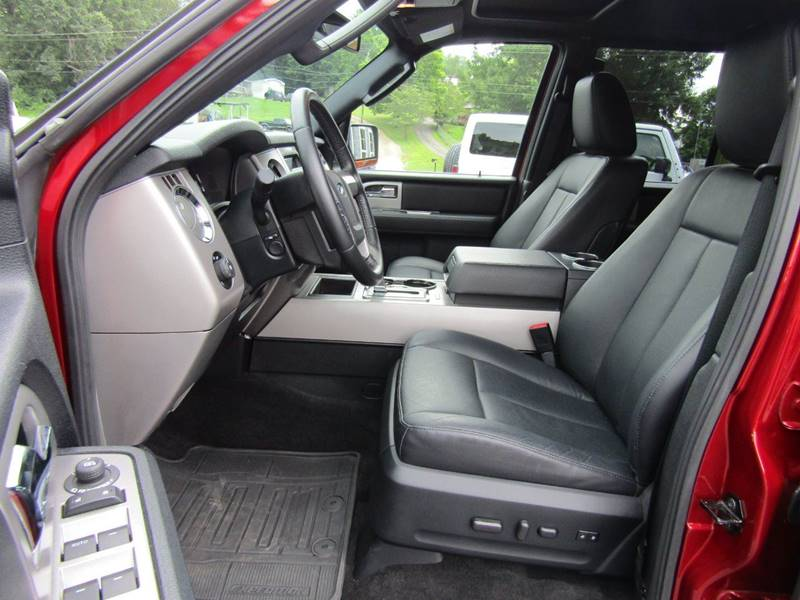 2017 Ford Expedition EL for sale at Specialty Car Company in North Wilkesboro NC