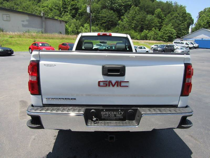 2016 GMC Sierra 1500 for sale at Specialty Car Company in North Wilkesboro NC