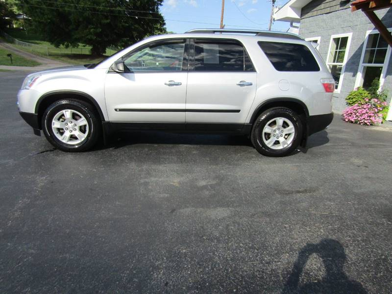 2009 GMC Acadia for sale at Specialty Car Company in North Wilkesboro NC