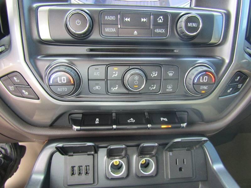 2015 Chevrolet Silverado 1500 for sale at Specialty Car Company in North Wilkesboro NC