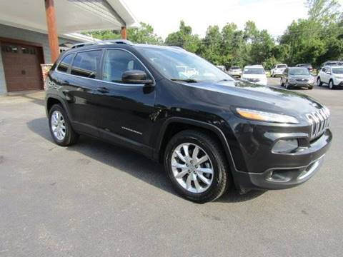 2014 Jeep Cherokee for sale in North Wilkesboro, NC