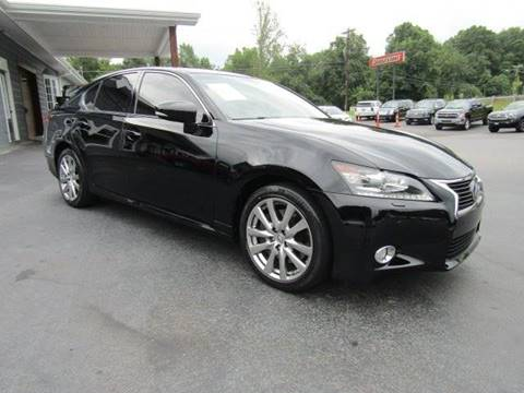 2013 Lexus GS 350 for sale at Specialty Car Company in North Wilkesboro NC