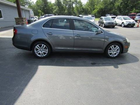 2007 Volkswagen Jetta for sale at Specialty Car Company in North Wilkesboro NC