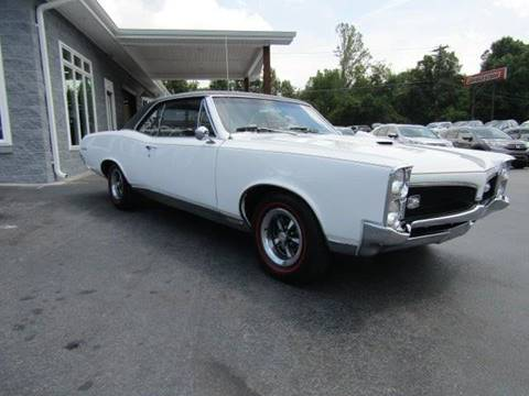 1967 Pontiac GTO For Sale  Carsforsalecom