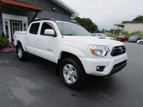 2015 Toyota Tacoma for sale at Specialty Car Company in North Wilkesboro NC