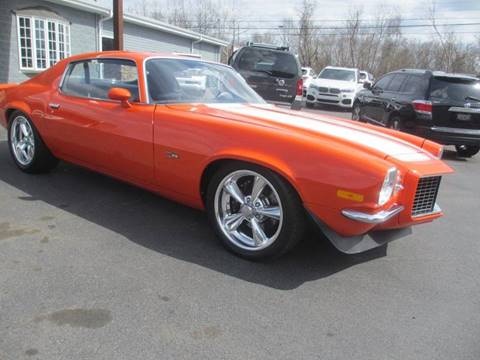 1970 Chevrolet Camaro for sale at Specialty Car Company in North Wilkesboro NC