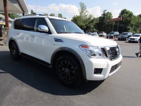 2017 Nissan Armada for sale at Specialty Car Company in North Wilkesboro NC