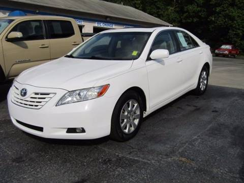 2007 Toyota Camry for sale at Specialty Car Company in North Wilkesboro NC